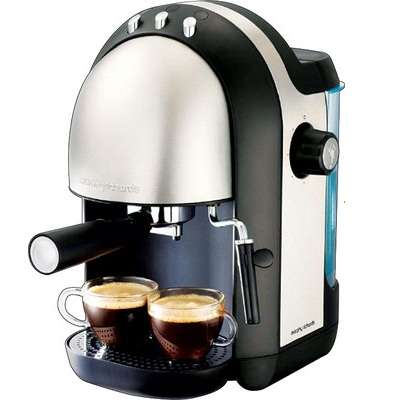 Morphy Richards Europa Espresso Cappuccino Cm Review