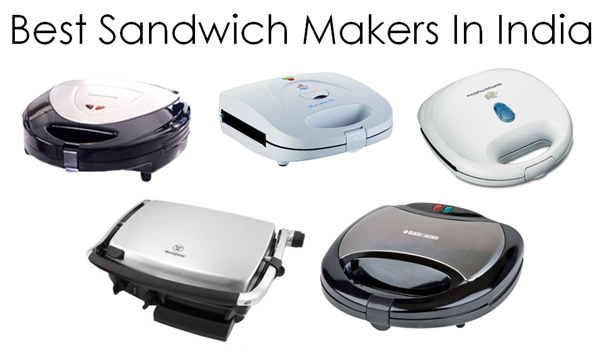aeba5a12a85 Best Sandwich Makers in India for 2019