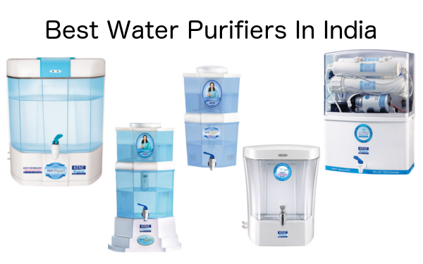 Best Water Purifiers In India For 2019