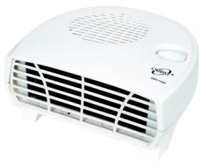 Orpat OEH-1220 2000-Watt Element Heater (White)
