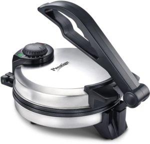 Prestige Roti Maker PRM 5.0 with Demo CD with Free Kitchen Plastic Manual Dough (Atta) Maker