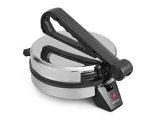 Sunflame RM1 900-Watt Roti Maker (Silver/Black)