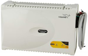 V-Guard VG 500 Voltage Stabilizer for AC up to 2 Ton (170 – 270 V) (Grey)